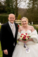 Stuart and Dawn's wedding at The Fennes, Essex