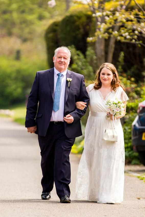 Bedford Wedding Photographer: Inspirational Wedding - Against All The Odds