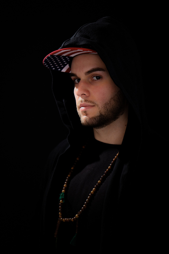 Headshot portraits: Renato the DJ