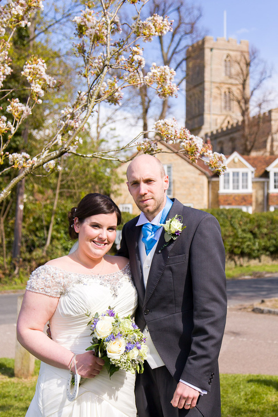Bedford Wedding Photographer: Chris and Emily at The Sharnbrook Hotel