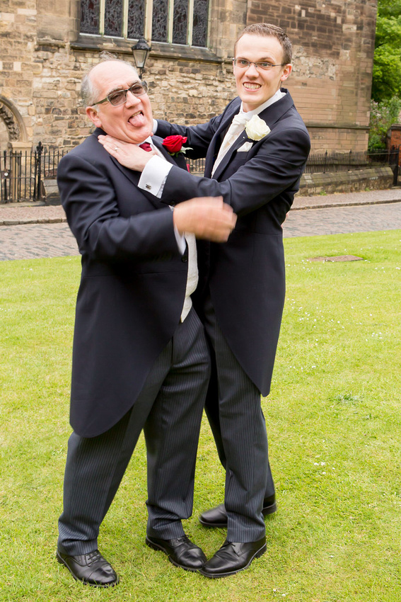 Your Wedding Day: Father of the Bride