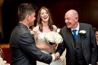 Adam and Dulcie's wedding at Kettering Park Hotel